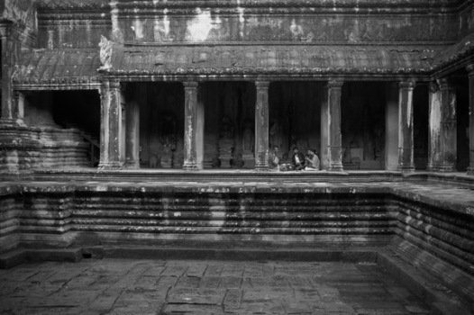 Angkor prayers