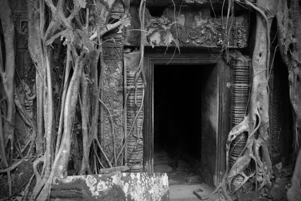 Ta Prohm_Door